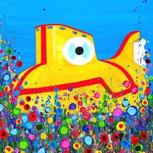 Yellow Submarine, Liverpool, Print