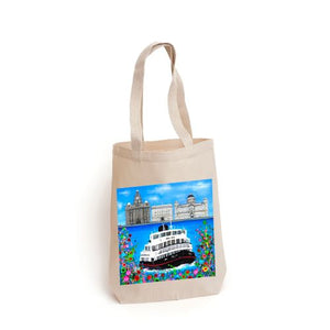 Three Graces Tote Bag