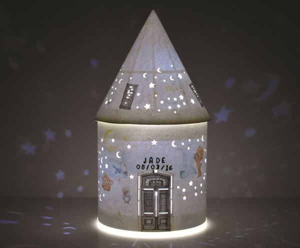 Splosh Fairy House - Baby Boy (Customisable)