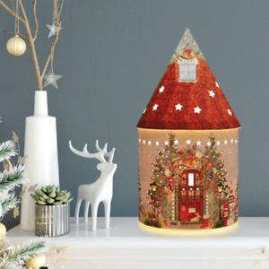Fairy Houses - Santa's Workshop