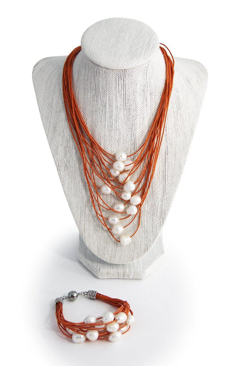 Valentina Set - Necklace, Bracelet