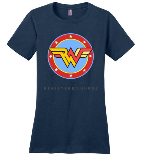 Wonder Nurse RN - Medical Swagg
