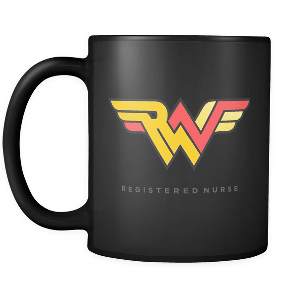Wonder Nurse Mug - Medical Swagg