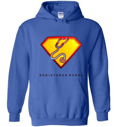Super Nurse Hoodie - Medical Swagg