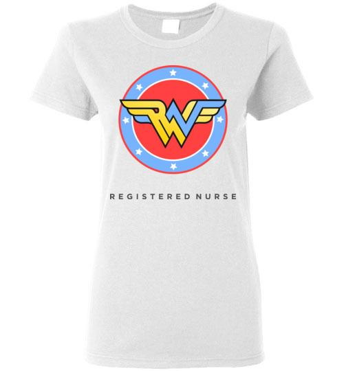 Wonder Nurse RN ladies gilden - Medical Swagg