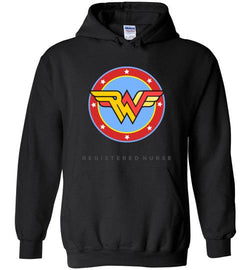 Wonder Nurse Hoodie - Medical Swagg