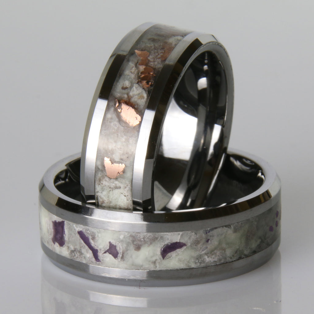 raw earth tungsten ring unique rings patrick adair designs. Black Bedroom Furniture Sets. Home Design Ideas