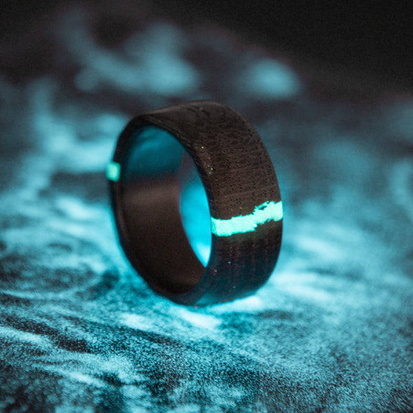 Bogwood Glow Ring
