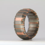 Etched Superconductor Ring