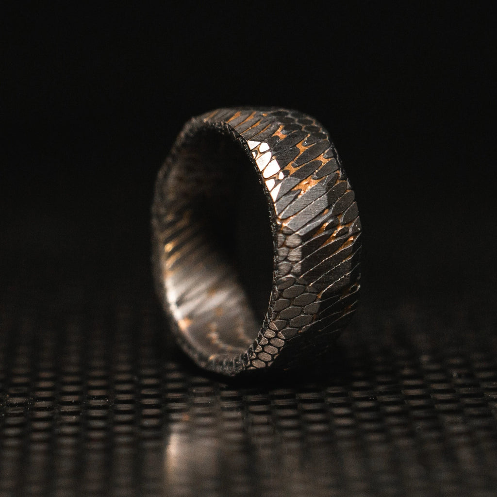 Obsidian Superconductor Ring 2.0