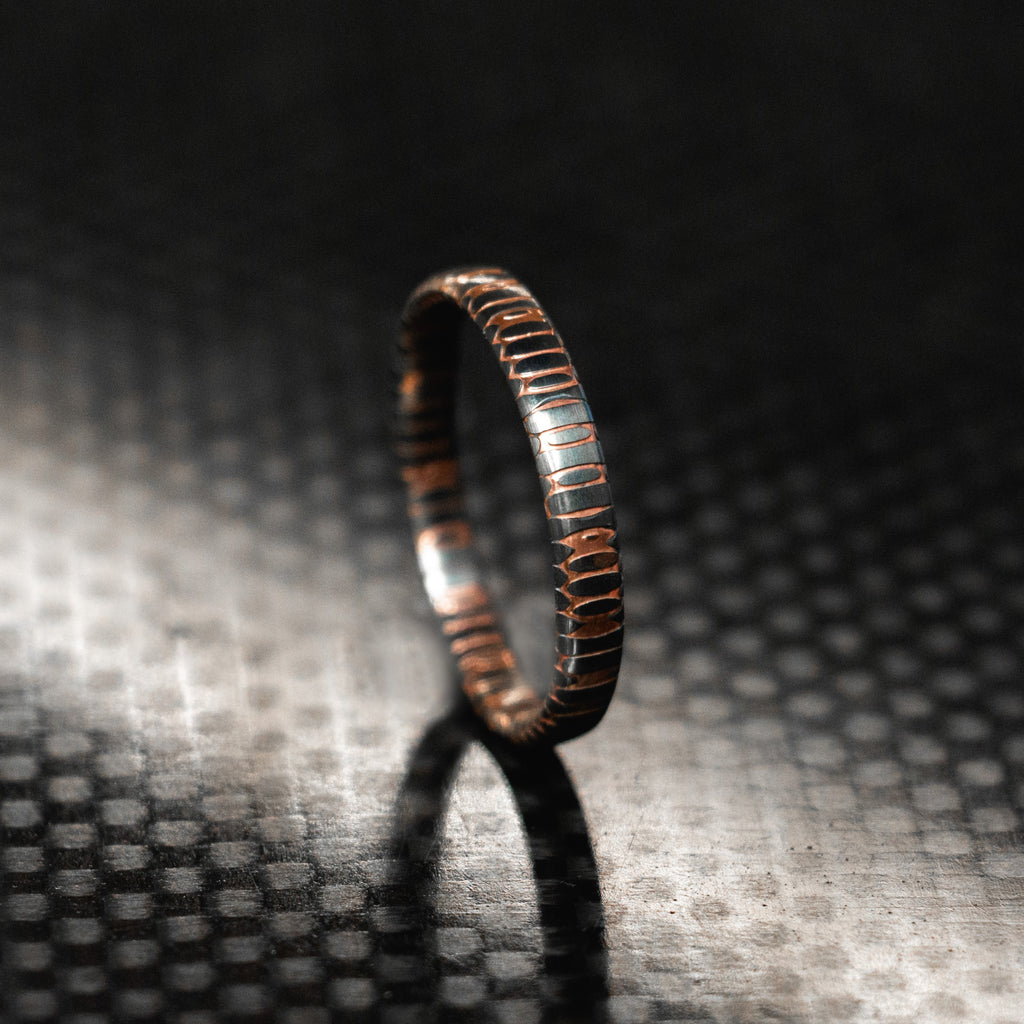 Superconductor Stackable Ring - 3 mm