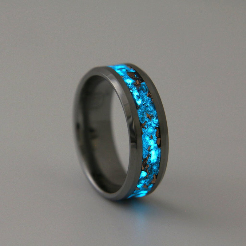 Sunken Artifact Glowstone Ring