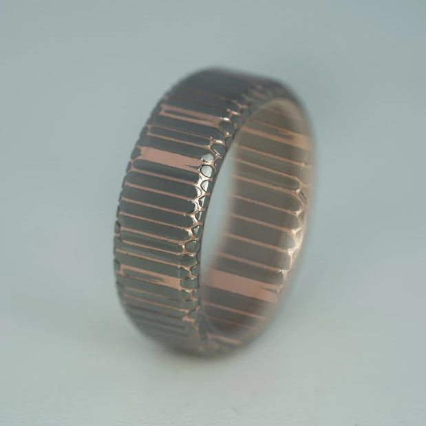 Etched Superconductor Ring 2.0