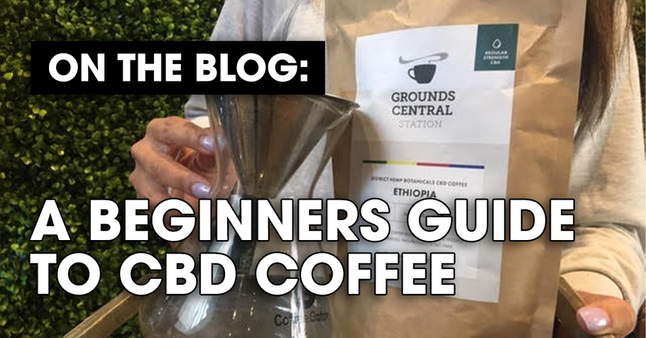 A Beginners Guide to CBD Coffee
