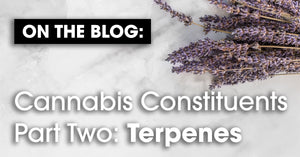 Cannabis Constituents Part Two: Terpenes