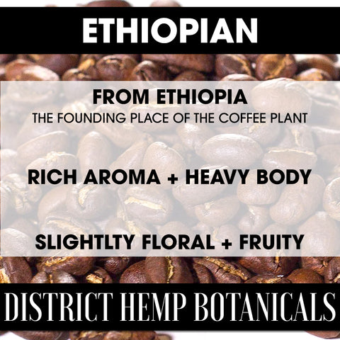 District Hemp CBD Coffee Ethiopian