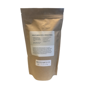District Hemp CBD Whole Bean Coffee - Ethiopian