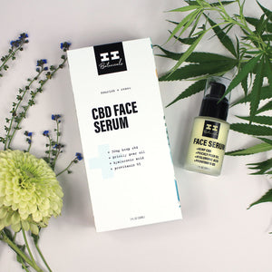 I+I Botanicals Face Serum