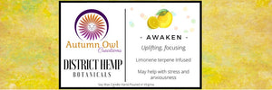 Autumn Owl Creations Terpene Infused Candles
