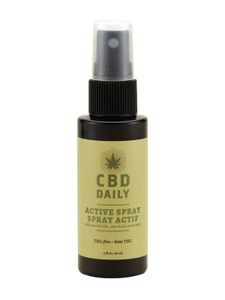 CBD Daily Active Spray