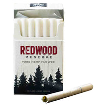 Load image into Gallery viewer, Redwood Reserves CBD Cigarettes
