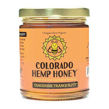 Load image into Gallery viewer, Colorado Hemp Honey - Tangerine Tranquility Honey