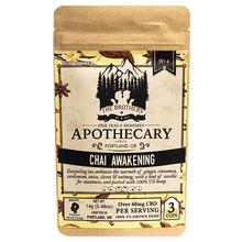 Load image into Gallery viewer, Brother's Apothecary Chai Awakening CBD Tea