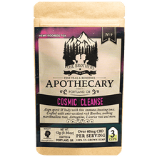 Load image into Gallery viewer, Brother's Apothecary Cosmic Cleanse CBD Tea