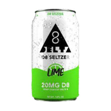 Load image into Gallery viewer, D8 Seltzer ™ - Lime