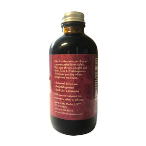 Spirit of the Herbs CBD Elderberry Syrup at District Hemp