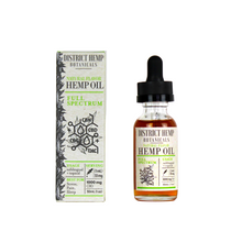 Load image into Gallery viewer, District Hemp Full Spectrum 1000mg Tincture