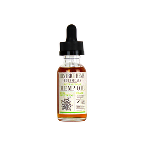 District Hemp Full Spectrum 1000mg Tincture