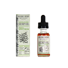 Load image into Gallery viewer, District Hemp Full Spectrum 2000mg Tincture