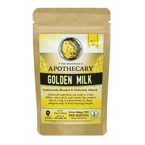 Brother's Apothecary Golden Milk
