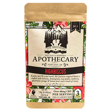 Load image into Gallery viewer, Brother's Apothecary Highbiscus CBD Tea