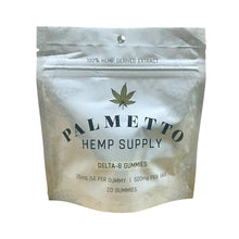 Load image into Gallery viewer, Palmetto Hemp Delta-8 Gummies