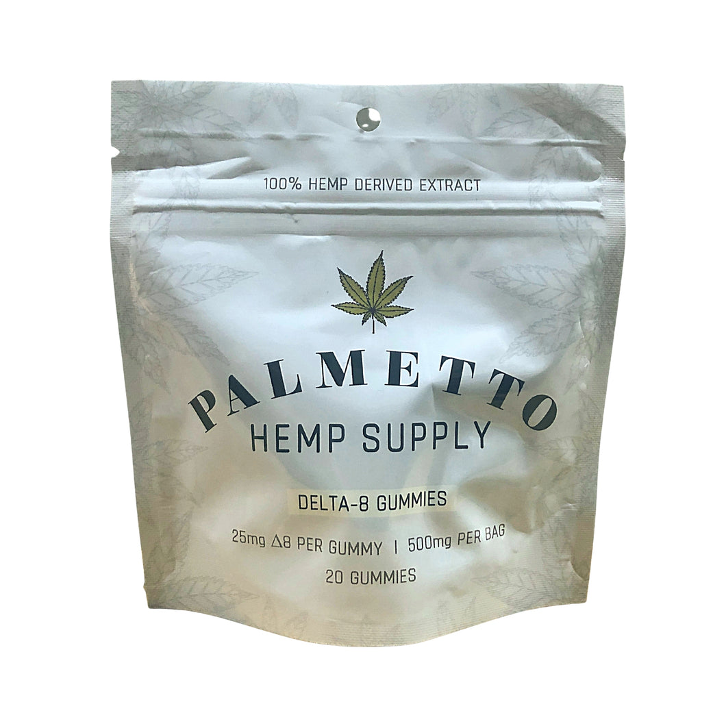Palmetto Hemp Delta-8 Gummies