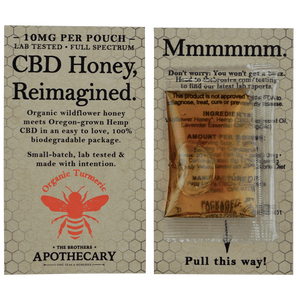Brothers Apothecary CBD Honey