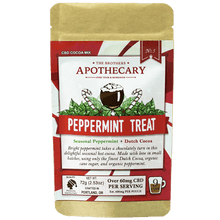 Load image into Gallery viewer, Brother's Apothecary Peppermint Treat | CBD Peppermint Cocoa