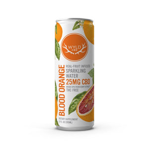Wyld - CBD Infused Seltzer
