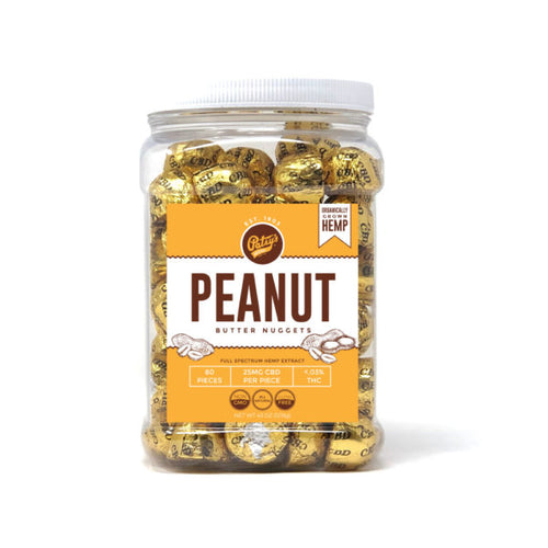 Patsy's Peanut Butter CBD Candies