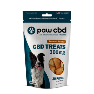 cbdMD Dog Treats - Peanut Butter