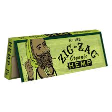 Zig Zag Organic Hemp 1-1/4 Rolling Papers