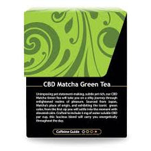Load image into Gallery viewer, Buddha Teas Matcha Green CBD Tea