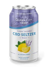 Load image into Gallery viewer,  Queen City Hemp Seltzer Water