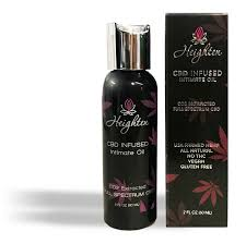 Heighten™ CBD Infused Intimate Oil