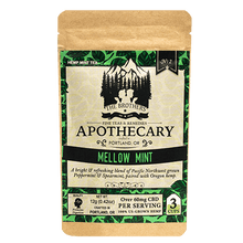 Load image into Gallery viewer, Brother's Apothecary Mellow Mint CBD Tea