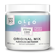 Load image into Gallery viewer,  OLEO Original Mix – Flavorless CBD Additive
