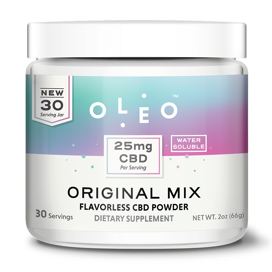 OLEO Original Mix – Flavorless CBD Additive