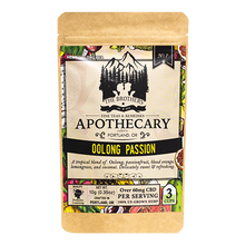 Load image into Gallery viewer, Brother's Apothecary Oolong Passion CBD Tea